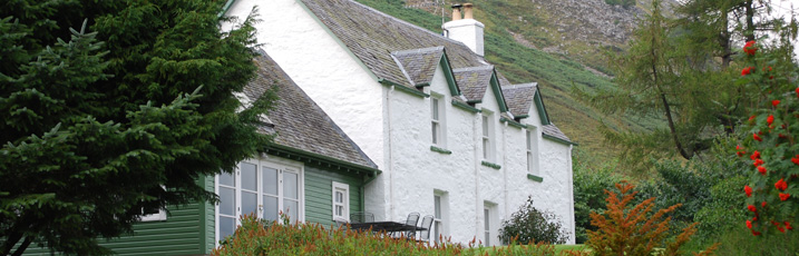 Perthshire Self Catering Cottage