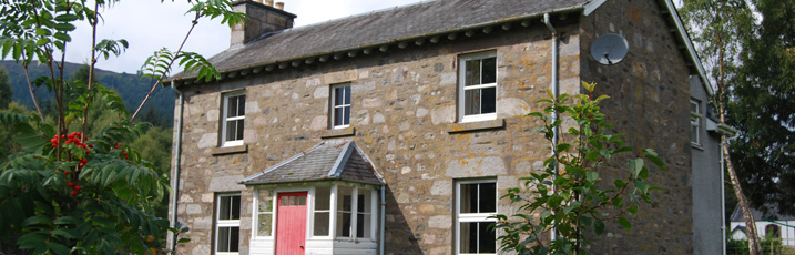 Glen Lyon Self Catering
